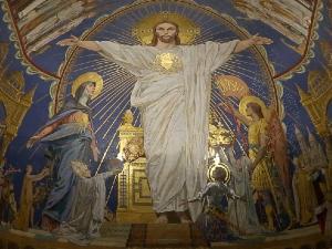 París::Visita a la Basílica del Sagrado Corazón en Montmartre y entrevista con Jacques Tremolet de Villers, abogado y autor de «Jeanne d'Arc: le procès de Rouen».