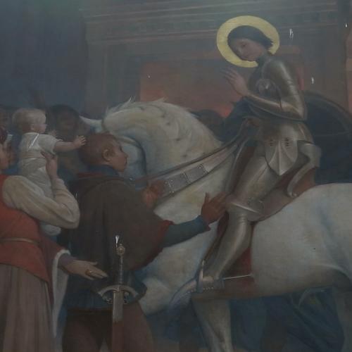 La Pasión de Santa Juana de Arco - LiberaciondeOrleans