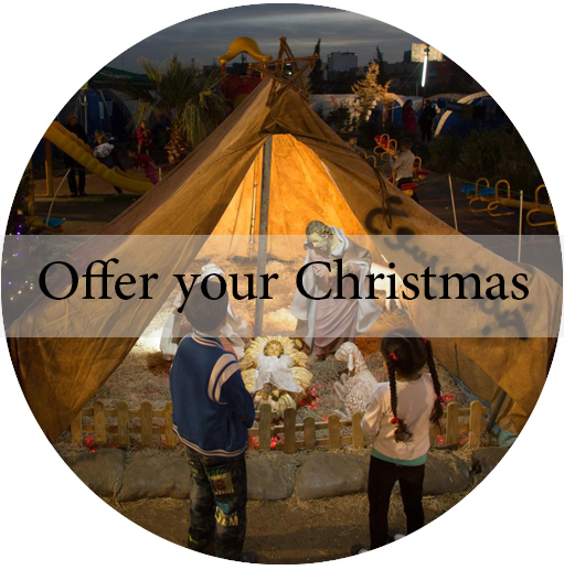 Offer Your Christmas