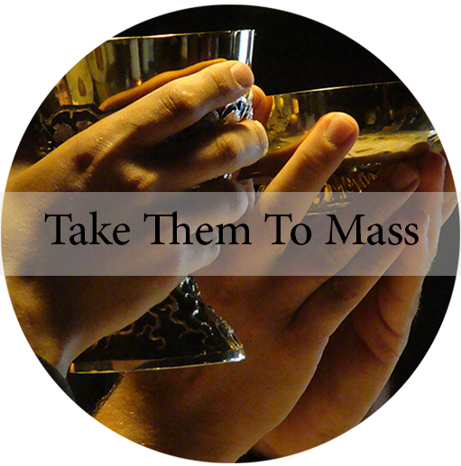 Take the Persecuted Church to Mass